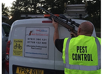 B and D pest control Ltd.