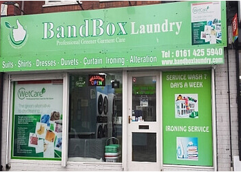 Bandbox Laundry & Dry Cleaners