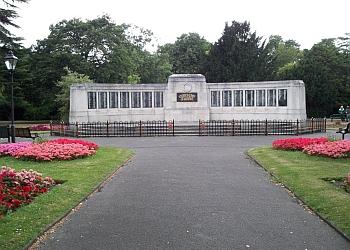 Barking Park War Memorial