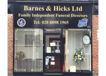 Barnes and Hicks Ltd.