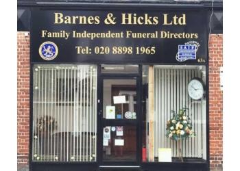 Barnes and Hicks Ltd.