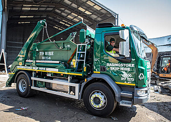 Basingstoke Skip Hire and Southern Waste Management Ltd.