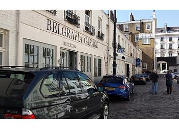 Belgravia Garage