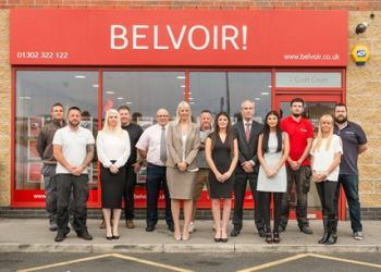 Belvoir! Letting agents Doncaster