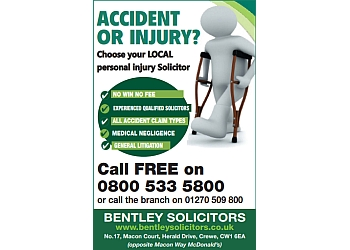 Bentley Solicitors Ltd.