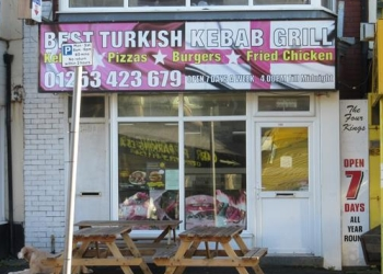 Best Turkish Kebab Grill
