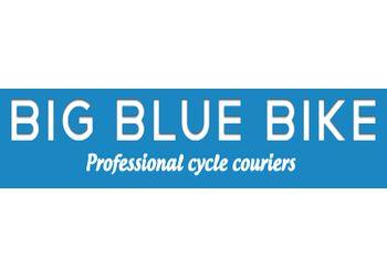 Big Blue Bike