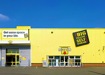 Big Yellow self storage & 3 Best Storage Units in Milton Keynes UK - Top Picks August 2018