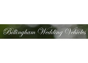 Billingham Wedding Vehicles