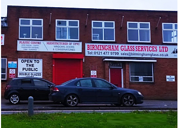 Birmingham Glass Services Ltd.