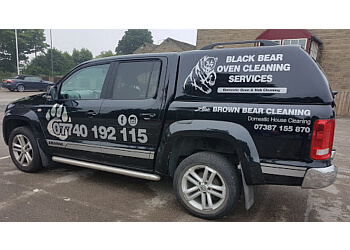 Black Bear Oven Cleaning Services