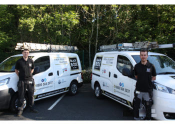 Black Box Security & Fire Solutions Ltd