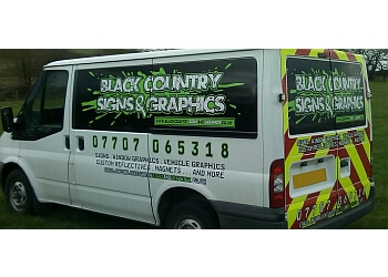 Black Country Signs and Graphics