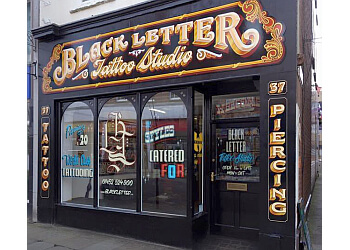 Black Letter Tattoo Studio
