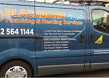 Blackburn Gas Plumbing & Heating Services