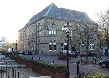 Blackburn Museum and Art Gallery