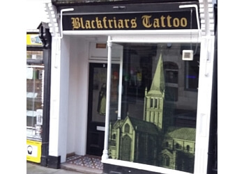 Blackfriars Tattoo