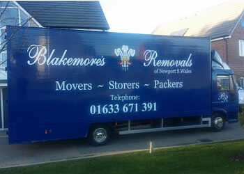 Blakemore's Removals & Storage Ltd.