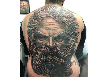 Blood & Iron Tattoo