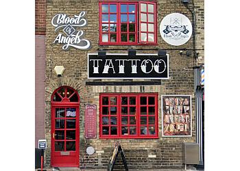 Blood of Angels Tattoo