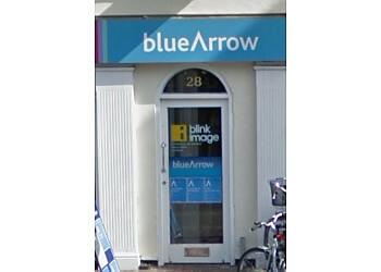 Blue Arrow Oxford