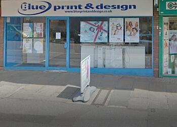 Blue Print and Design
