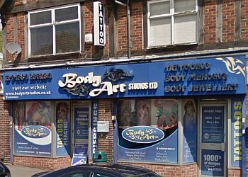 3 Best Tattoo Shops In Dudley Uk Expert Recommendations
