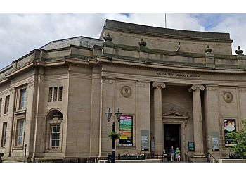 Bolton Library and Museum Services