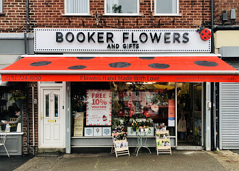 Booker Flowers & Gifts