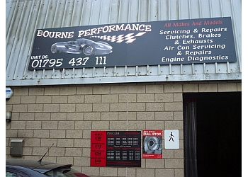 Bourne Performance Ltd.