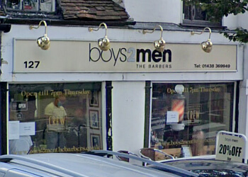 Boys2Men The Barbers
