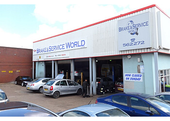 Brake and Service World
