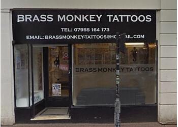 Brass Monkey Tattoos