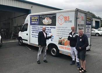 Brian Hall Removals