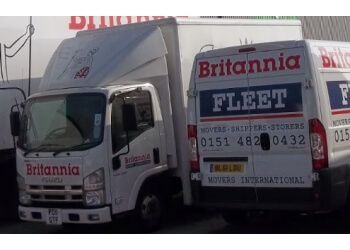 Britannia Fleet Removals