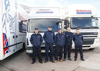 Britannia Goodwins International Removals & Storage