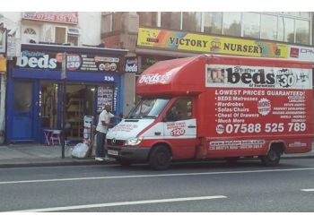 Brixton Beds