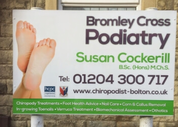Bromley Cross Podiatry Ltd.