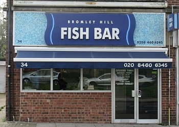 Bromley Hill Fish Bar