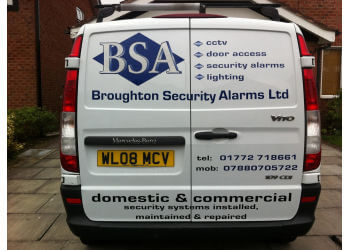 Broughton Security Alarms Ltd.