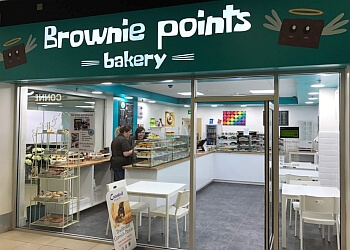 Brownie Points Bakery Derby