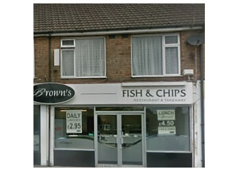 Brown's Finest Fish and Chips