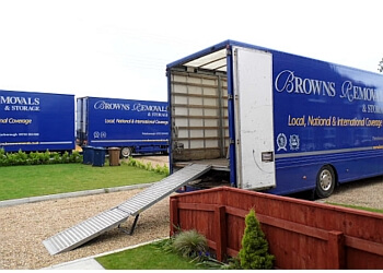 Browns Removals & Storage
