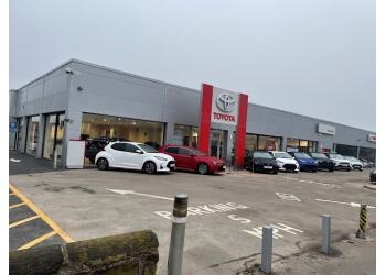 Burrows Toyota Rotherham