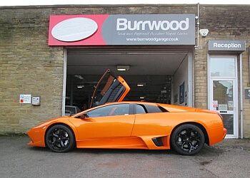 Burrwood Garage