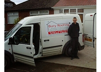 Bury Roofing Services