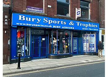 Bury Sports and trophies
