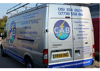 C.A.B Electrical Services
