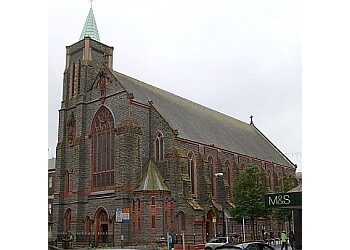 CARDIFF METROPOLITAN CATHEDRAL OF ST DAVID