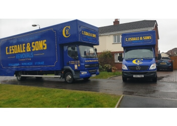C.Esdale and sons removals & storage